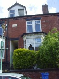 Thumbnail 3 bed terraced house to rent in Bowood Road, Sheffield