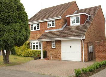 Thumbnail 4 bed detached house for sale in Hardy Avenue, Yateley, Hampshire