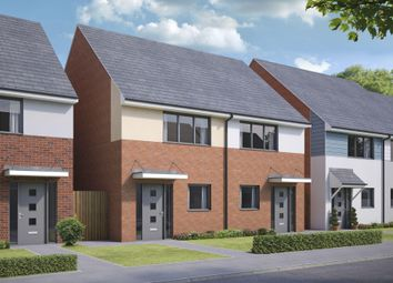 "Thumbnail 2 bed end terrace house for sale in ""Grey"" at Armstrong Road, Newcastle Upon Tyne"