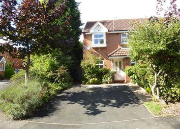 Thumbnail 3 bedroom end terrace house for sale in Abbey Close, West Bromwich