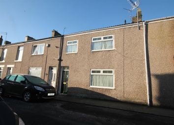 3 bed terraced house for sale in Bell Street, Crook DL15