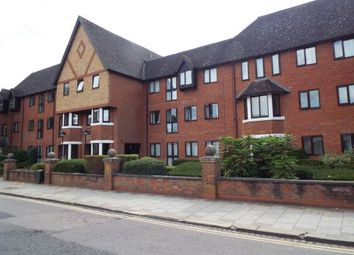 Thumbnail 2 bed flat for sale in Linden Road, Bedford, Bedfordshire