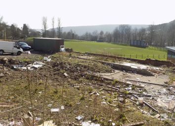 Thumbnail Land for sale in Woodland Terrace, Cwmtillery, Abertillery