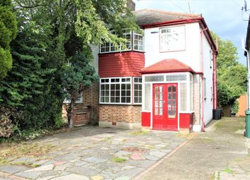 Thumbnail 3 bed semi-detached house to rent in The Glade, Clayhall, Ilford