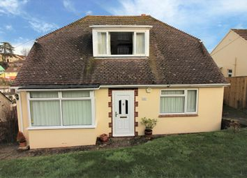 Thumbnail 2 bed detached bungalow for sale in Luscombe Crescent, Paignton