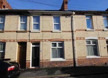 Thumbnail 2 bedroom terraced house for sale in Charles Street, Barnstaple, Devon
