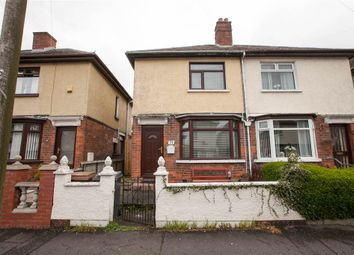 Thumbnail 3 bedroom semi-detached house for sale in 79, Rutherglen Street, Belfast