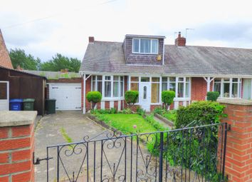 Thumbnail 3 bed bungalow for sale in Baret Road, Walkergate, Newcastle Upon Tyne