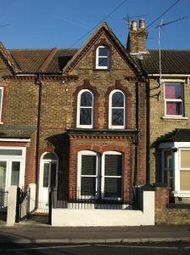 Thumbnail 2 bed shared accommodation to rent in Marlborough Road, Gillingham, Kent