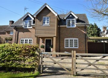 Thumbnail 2 bed detached house for sale in Menmarsh Road, Worminghall, Aylesbury