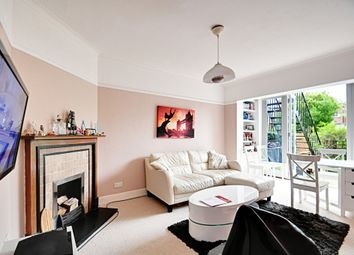 Thumbnail 2 bed flat to rent in Ravenscroft Road, Chiswick