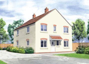 Thumbnail 3 bedroom semi-detached house for sale in Moor Lane, Branston