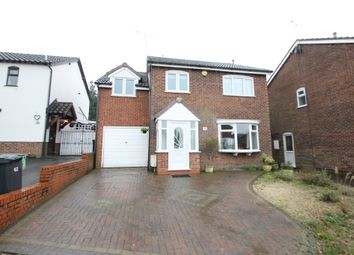 Thumbnail 4 bed detached house for sale in Kiln Way, Polesworth, Tamworth