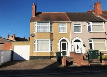 Thumbnail 3 bed terraced house to rent in Paxton Road, Coundon, Coventry