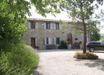 Thumbnail 4 bed farmhouse for sale in Pugnanella, Preggio, Umbria