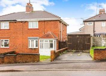 Thumbnail 3 bedroom semi-detached house for sale in Gorse Road, Dudley