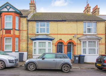 Thumbnail 3 bedroom terraced house for sale in Guildford Road, Canterbury