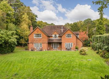 Thumbnail 5 bed detached house for sale in Church Lane, Awbridge, Romsey