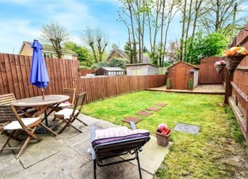 Thumbnail 3 bed end terrace house for sale in St Pauls Close, Swanscombe