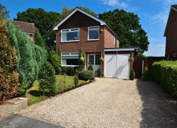 Thumbnail 3 bed property for sale in Malvern Close, Congleton, Large Rear Garden