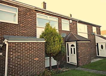 Thumbnail 2 bed terraced house to rent in Shillaw Place, Cramlington