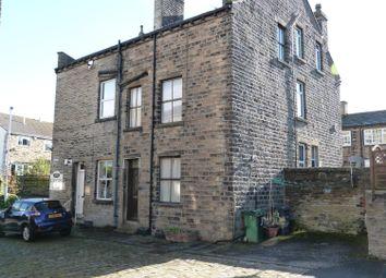 Thumbnail 1 bed terraced house to rent in School Street, Wilsden, Bradford