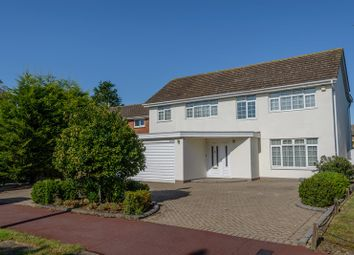 Thumbnail 4 bed detached house for sale in Maplin Way North, Southend-On-Sea