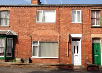 Thumbnail 3 bed terraced house for sale in West End, Spilsby