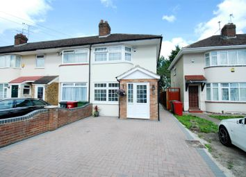 Thumbnail 2 bed end terrace house for sale in Lewins Way, Cippenham, Slough