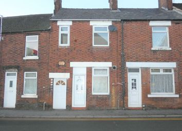 Thumbnail 2 bed semi-detached house to rent in West Street, Leek, Staffordshire