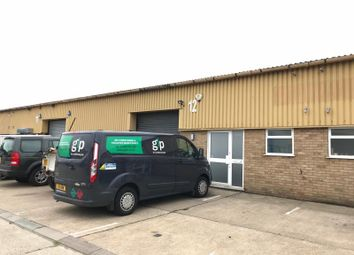 Thumbnail Industrial to let in Unit 12, Robert Leonard Industrial Estate, Aviation Way, Southend-On-Sea