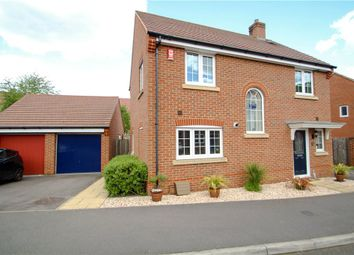 Thumbnail 4 bedroom detached house for sale in Waterers Way, Bagshot, Surrey