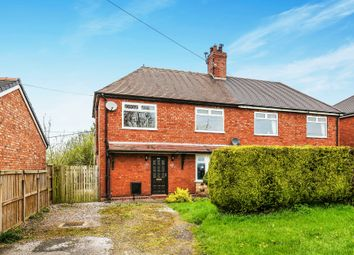 Thumbnail 3 bed semi-detached house for sale in Rilshaw Lane, Winsford