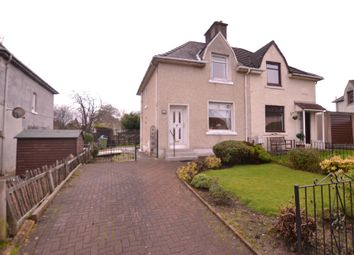 Thumbnail 2 bed semi-detached house for sale in Quarry Place, Cambuslang, Glasgow