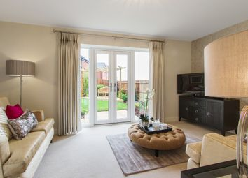 Thumbnail 4 bedroom link-detached house for sale in The Barnard, Manor Parkway, Derby, Derbyshire