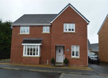 Thumbnail 4 bed detached house for sale in Heol Banc Y Felin, Swansea