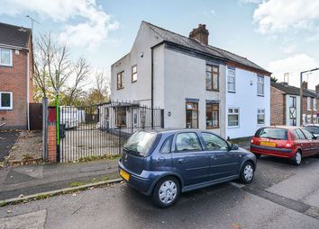 Thumbnail 3 bed semi-detached house for sale in Old Derby Road, Eastwood, Nottingham