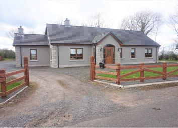 Thumbnail 4 bed detached bungalow for sale in Tullynewbank Road, Crumlin