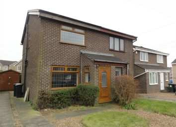 Thumbnail 2 bed semi-detached house to rent in Norman Drive, Mirfield