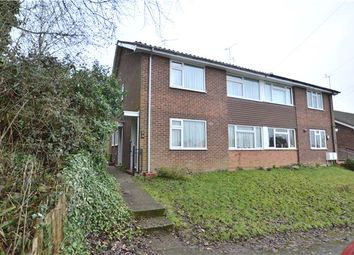 Thumbnail 2 bed flat for sale in The Meadway, Sevenoaks, Kent