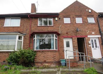 Thumbnail 3 bed terraced house for sale in Whitburn Avenue, Great Barr, Birmingham