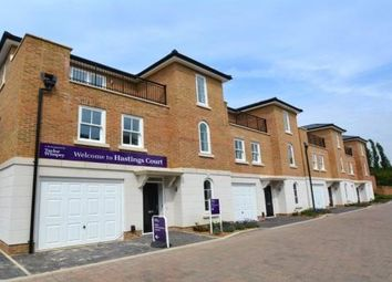Thumbnail 4 bed end terrace house for sale in Mobbs Close, Stoke Poges, Slough