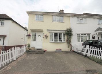Thumbnail 3 bed end terrace house for sale in Coombes Road, St. Albans
