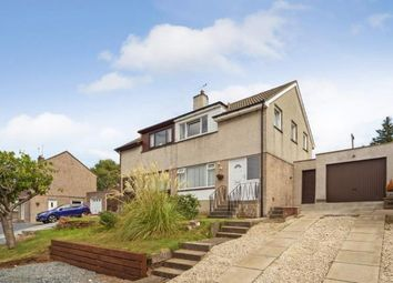 Thumbnail 3 bed semi-detached house for sale in Hillfoot Road, Ayr, South Ayrshire, Scotland