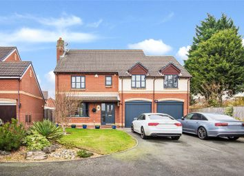 Thumbnail 4 bed detached house for sale in Reeveswood, Eccleston, Chorley