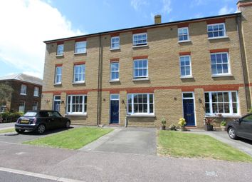 Thumbnail 4 bedroom town house for sale in Cavalry Court, Deal