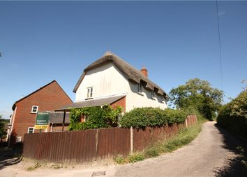 Thumbnail 4 bed detached house for sale in Church View, Back Lane, Okeford Fitzpaine, Blandford Forum