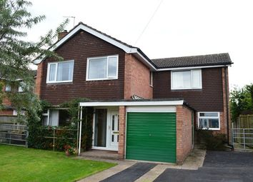 Thumbnail 4 bed detached house for sale in Balmoral Drive, Market Drayton
