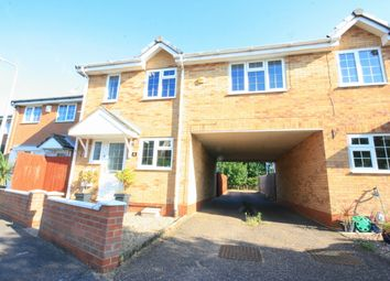 Thumbnail 3 bed semi-detached house for sale in Gondree, Carlton Colville, Lowestoft