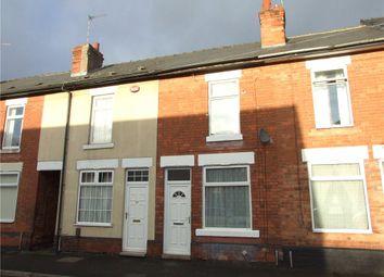 Thumbnail 2 bed terraced house for sale in Burnside Street, Alvaston, Derby